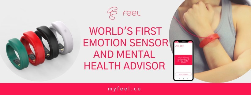 Sentio Solutions Raises $4.5M and Launches Feel to Expand Access to Mental Health Care and Provide On-Time Interventions to 500 Million People Living with Mental Health Issues Around the World