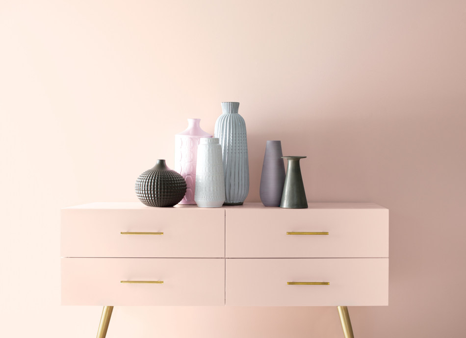 """Benjamin Moore welcomes a new decade with """"First Light 2102-70,"""" its Colour of the Year 2020 (CNW Group/Benjamin Moore)"""