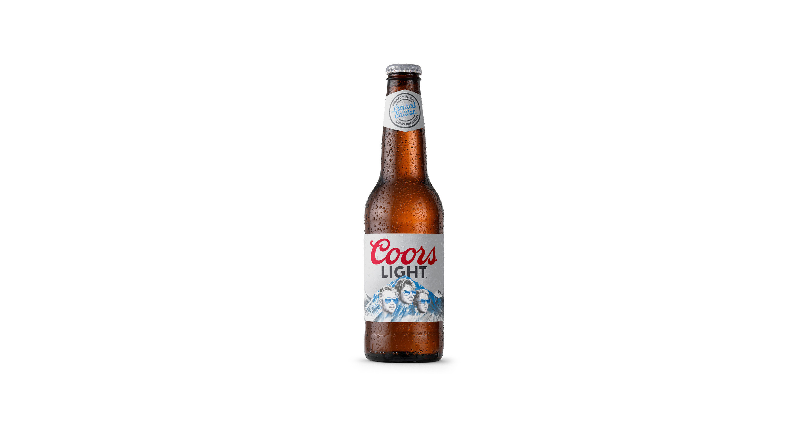 Coors Light And Jonas Brothers Announce