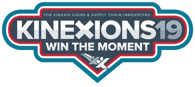 Kinexions '19 - For Kinaxis Users & Supply Chain Innovators (CNW Group/Kinaxis Inc.)