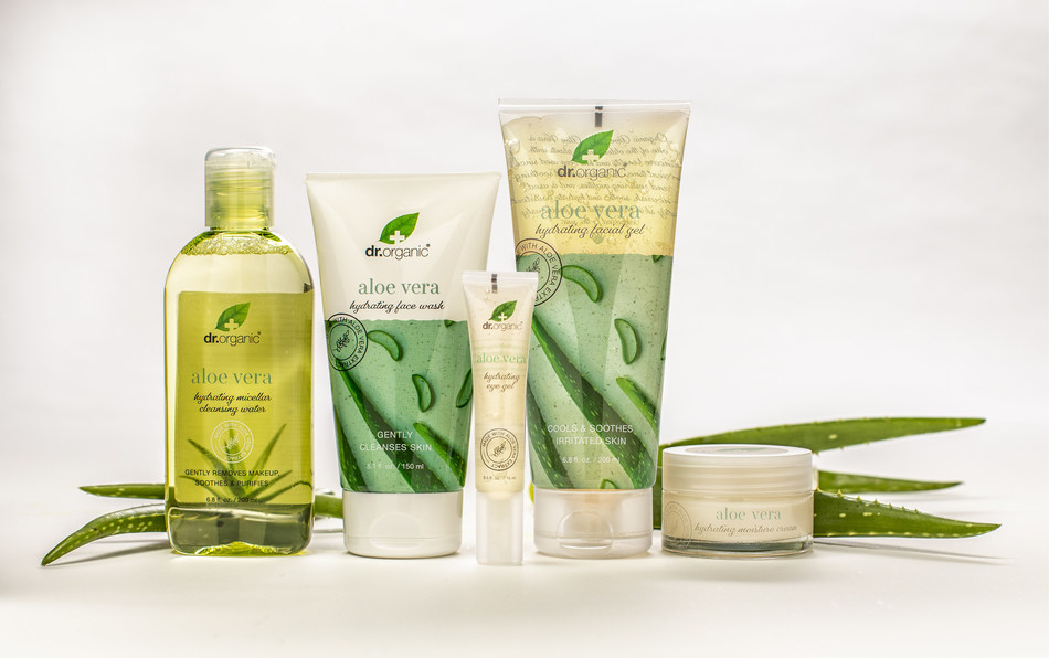 Dr.Organic® Aloe Collection