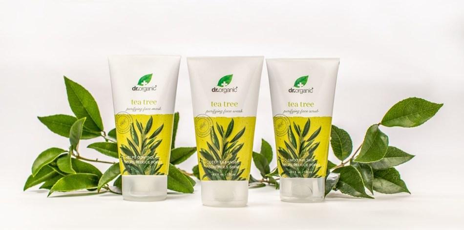Dr.Organic® Tea Tree Collection