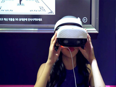 South Korea launches the 5G services on April 3.