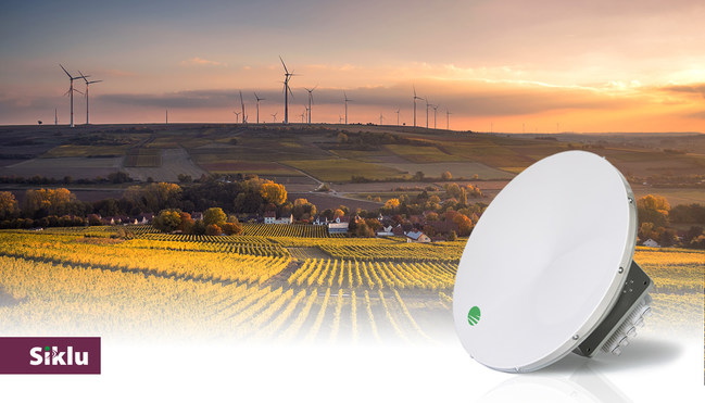 10Gbps at 10KM: Siklu Announces EtherHaul™ ExtendMM™ 2ft Dual-Band Antenna is Now Available