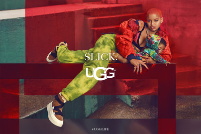 Autumn/Winter 2019 #UGGLIFE Global Campaign Launch featuring Slick Woods
