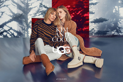 Autumn/Winter 2019 #UGGLIFE Global Campaign Launch featuring Kim Gordon and Coco Gordon Moore