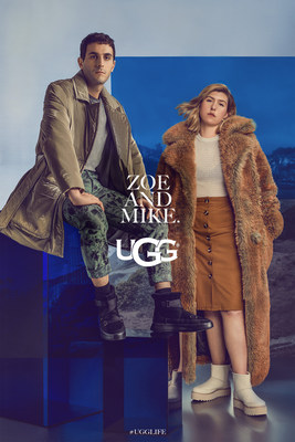 Autumn/Winter 2019 #UGGLIFE Global Campaign Launch featuring Mike Eckhaus and Zoe Latta