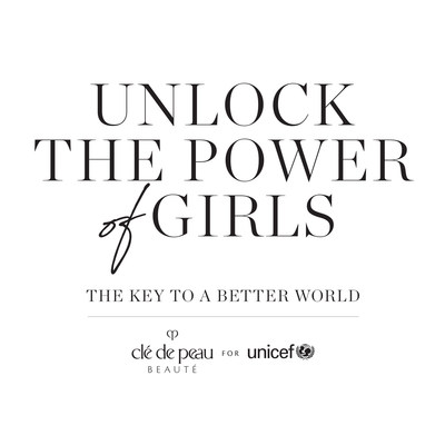 Clé de Peau Beauté Announces Multi-Year Global Partnership with UNICEF