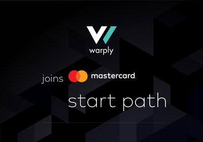 Warply joins Mastercard Start Path