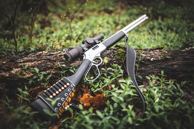 The Henry Big Boy All-Weather won 'The Coolest Thing Made in Wisconsin' contest with a total of 30,000 votes cast in the final round. The rifle is manufactured in Rice Lake, Wisconsin.