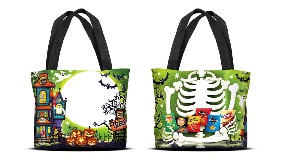 FRITO-LAY VARIETY PACKS SHINES A LIGHT ON CHILDHOOD SAFETY WITH LIMITED-EDITION REFLECTIVE TRICK-OR-TREAT BAG FILLED WITH SNACKS