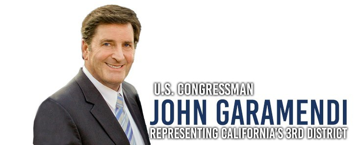 Congressman Garamendi to speak at 2019 MILCON Contracting Summit in Washington, D.C.
