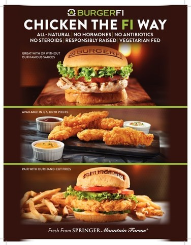 (PRNewsfoto/BurgerFi)