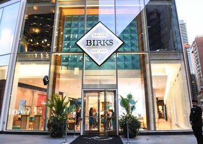Birks Bloor Street (CNW Group/Birks Group Inc.)