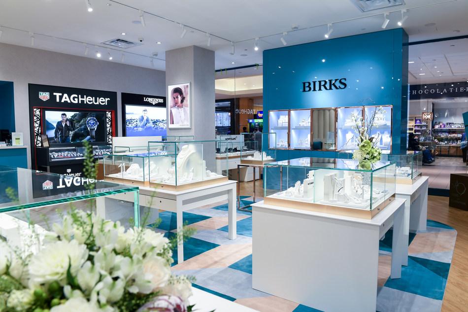 Birks Fairview Mall (CNW Group/Birks Group Inc.)
