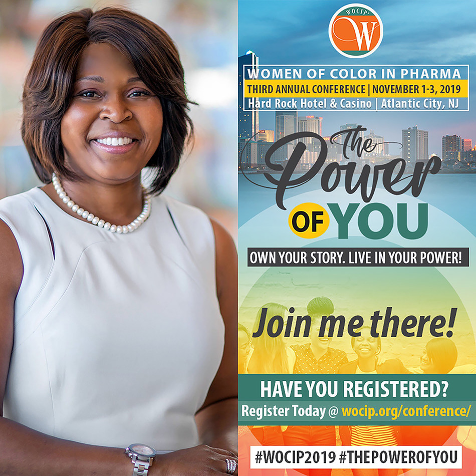 Patricia L.N. Cornet, M.A., co-founder and vice president, WOCIP, invites you to its third annual conference, The Power of You: Own Your Story, Live in Your Power at Hard Rock Hotel & Casino, Atlantic City, N.J., Nov. 1 – 3, 2019.