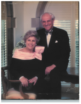 Tom and Mary Beck. Courtesy of the Beck Family. (CNW Group/Toronto Symphony Orchestra)