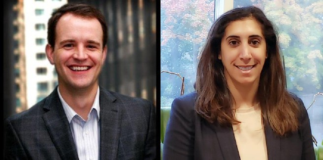 Specialdocs welcomes two new members to the executive team: Dave Farr, vice president of business development, and Shirin Zirinkia, vice president of strategy.