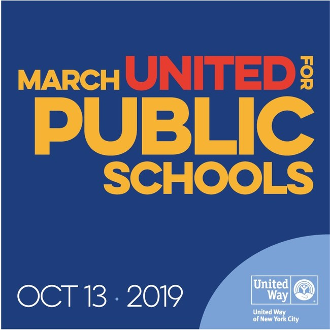 March United For Public Schools