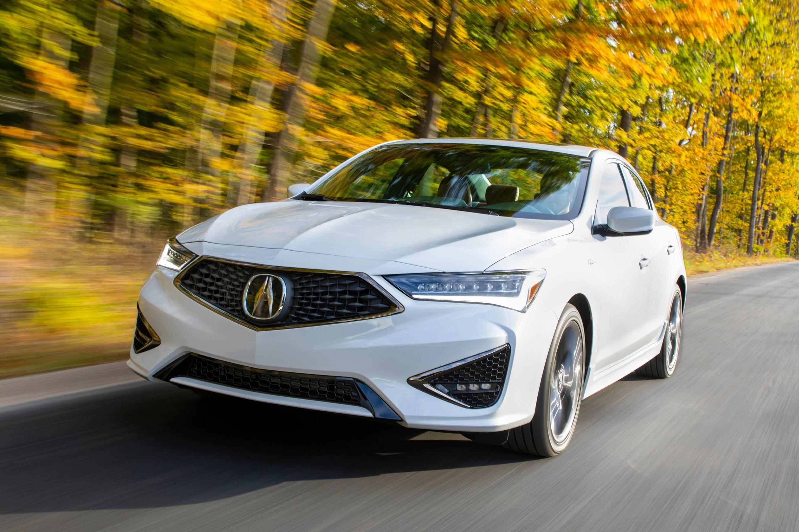 2020 Acura ILX New Concept