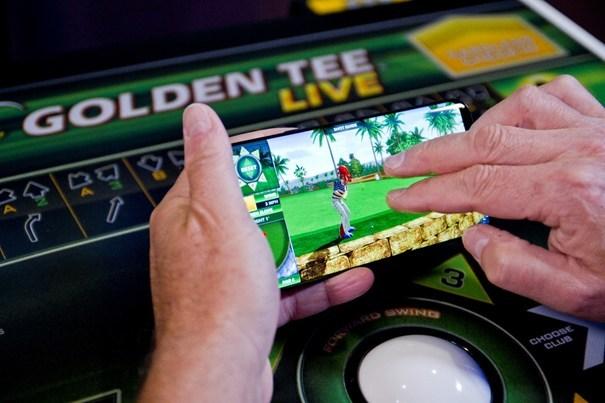 Golden Tee Golf's New APP