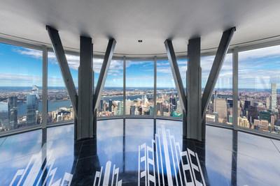 帝国大厦推出新的102楼观景台