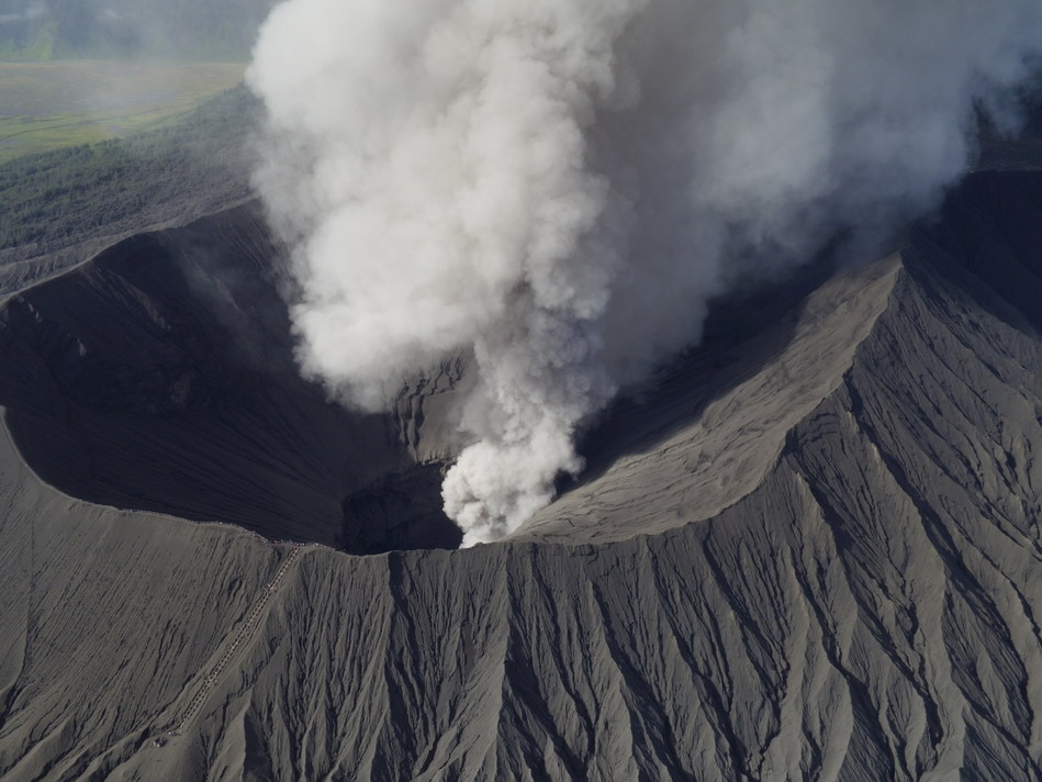 Volcanoes: The Fires of Creation opens on the IMAX Dome screen at the Ontario Science Centre on October 13, 2019. (CNW Group/Ontario Science Centre)