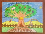 12-Year-Old Boy Wins National Poster Contest, Trip to D.C.