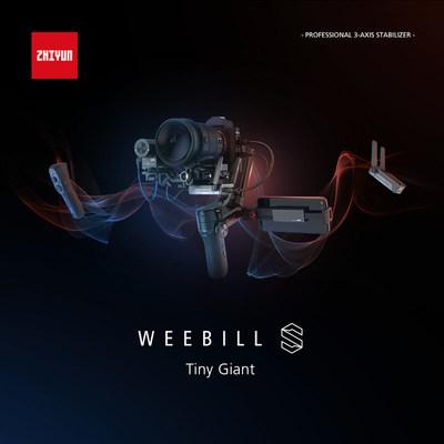 Zhiyun Announces New Gimbal Weebill-S