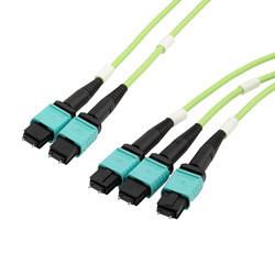 L-com推出新型50/125、多模、OM3、OM4和OM5光纤,配置MPO、LC、SC和ST连接器