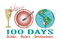 100 Days Drinks Destinations Logo