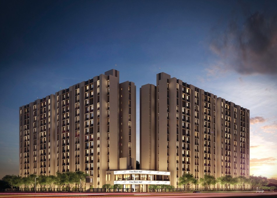 Rustomjee Global City Avenue D1 Elevation Image