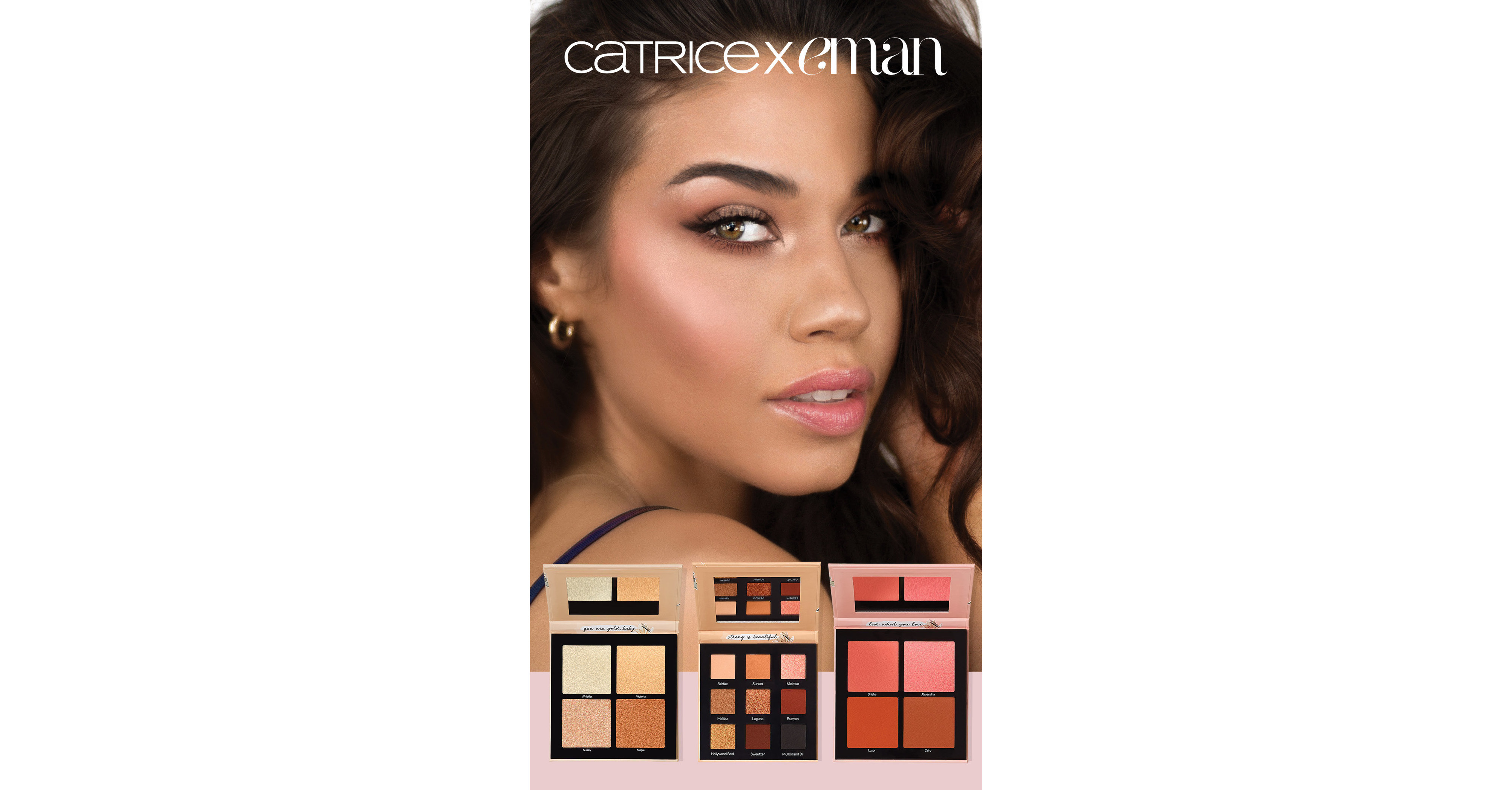 Catrice Cosmetics Partners With Eman