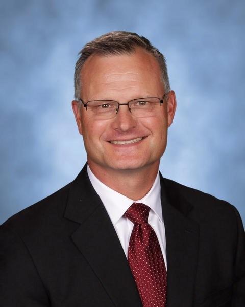 Dr. Robert Shaner, Superintendent of Rochester Community School District