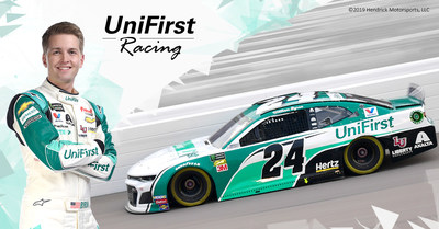 UniFirst Corporation Racing