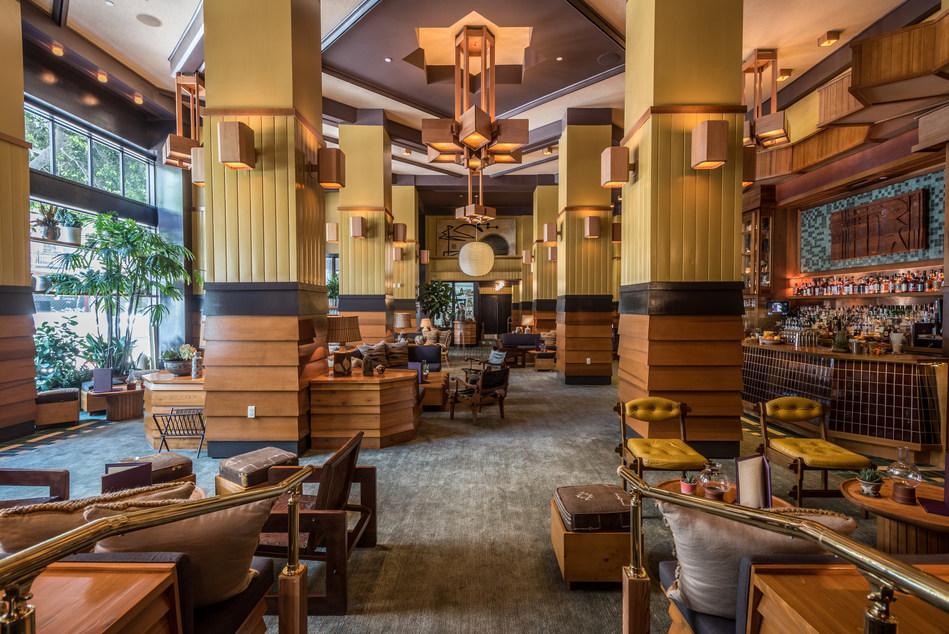 Freehand Hotel, Los Angeles – Rudolph's Bar & Tea