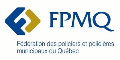 Logo : FPMQ (Groupe CNW/Fédération des policiers et policières municipaux du Québec (FPMQ))