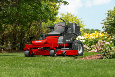 Snapper adds ergonomic features to SPX tractor and 360Z zero turn mower