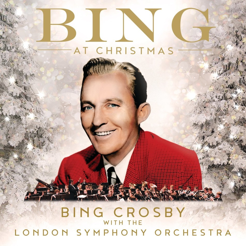 On the anniversary of the untimely death of the world's first 'multimedia' star Bing Crosby, October 14th sees his longtime record label, Decca, together with his widow Kathryn and their children, Harry, Mary, and Nathaniel Crosby, announce the November 22 CD and digital release of the brand new album, 'Bing at Christmas,' via Decca/UMe.