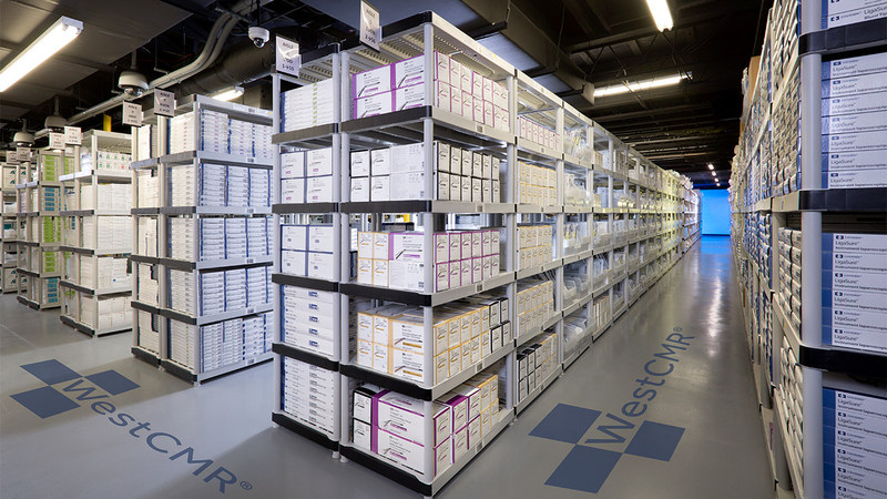 150,000 in-date surgical supplies in 27,000 sq ft warehouse at WestCMR