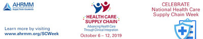 WestCMR celebrates National Health Care Supply Chain Week with AHRMM