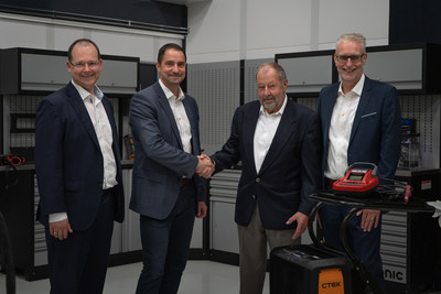 This groundbreaking strategic partnership will see two technological pioneers bring a revolutionary new approach to battery testing in the automotive industry.