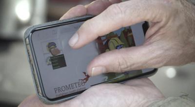 Prometeo app