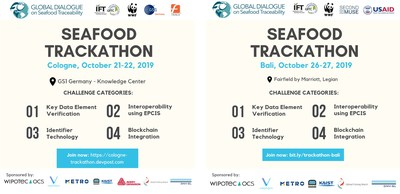 VeChain Is Leading Co-sponsor of GDST Seafood Trackathons