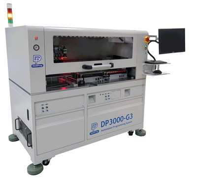 DP3000-G3 Versatile Automated IC Programming System