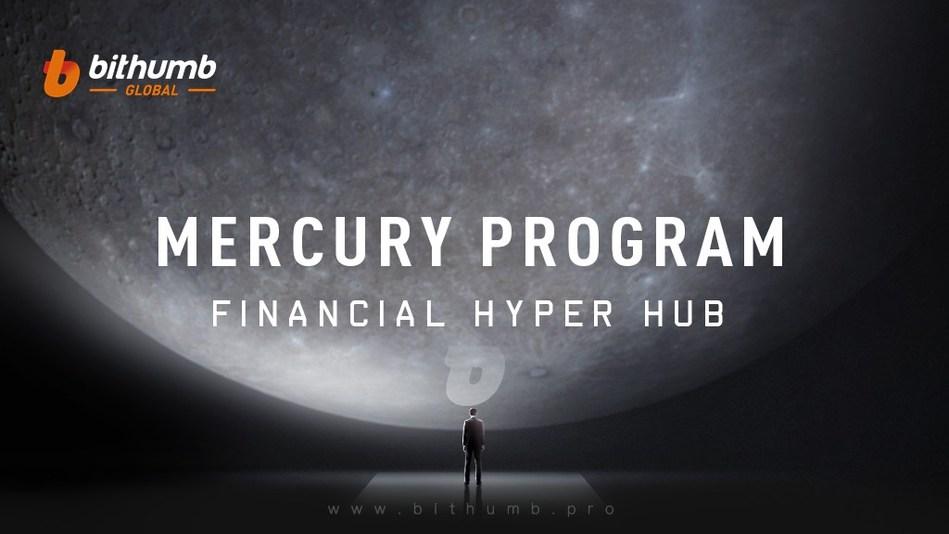 "Bithumb Global Rolls Out Partnership Program ""Mercury Program"""
