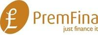 PremFina Ltd logo (PRNewsfoto/PremFina)