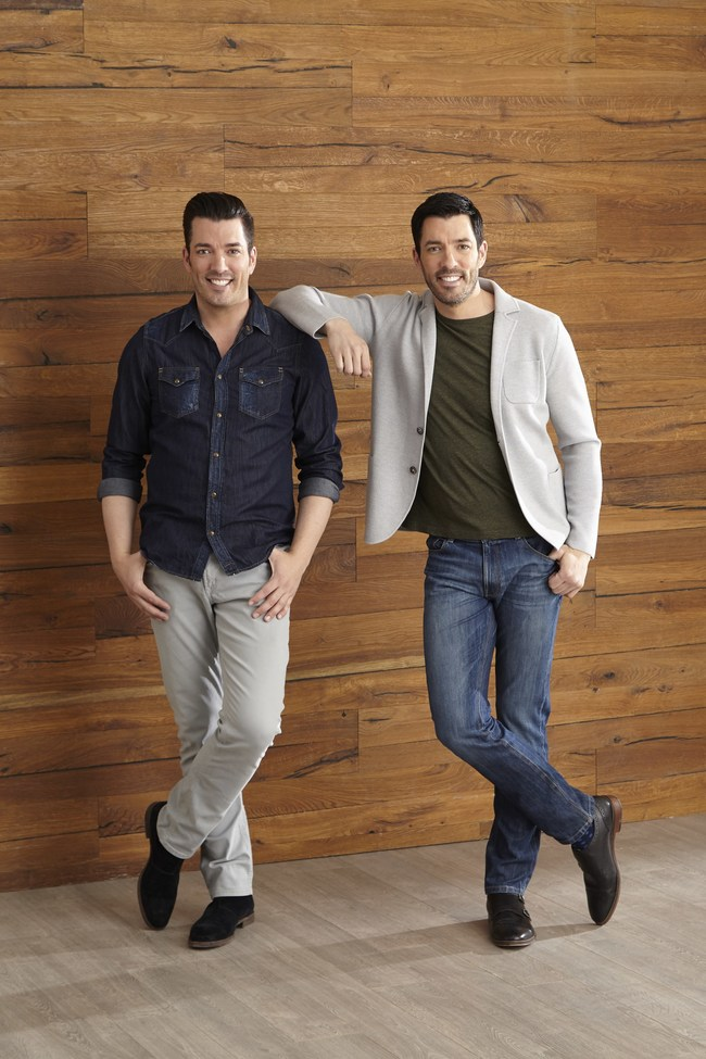 Meredith To Partner With Property Brothers Drew And Jonathan Scott To Launch New Quarterly Brand. Photo Credit: Credit Scott Brothers Global