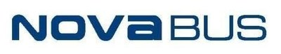 Logo : Nova Bus (Groupe CNW/Nova Bus)