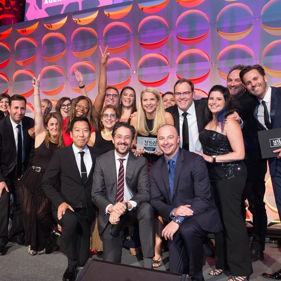 AREA 23, an FCB Health Network company won Agency of the Year at the 2019 MM&M Awards on Thursday, October 10.